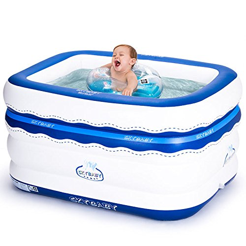 Cyhione Bañera Inflable Childrens Piscina Hinchable inflables ...
