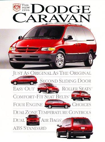1996 Dodge Grand Caravan Original Sales - Original Caravan