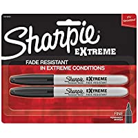 2-Pack Sharpie Extreme Permanent Markers