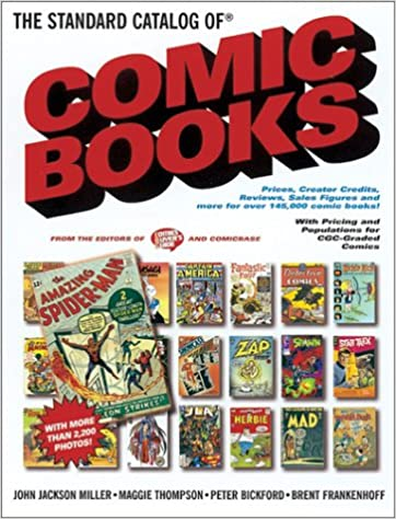 Buy Standard Catalog Of Comic Books Book Online At Low Prices In