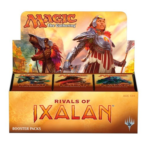 Magic the Gathering: Rivals of Ixalan Booster Display Box
