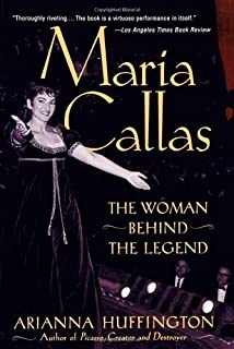 Maria callas an intimate biography anne edwards 9780312310028 maria callas the woman behind the legend fandeluxe Image collections