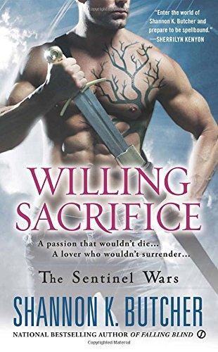 Willing Sacrifice: The Sentinel Wars (Butcher Shannon compare prices)