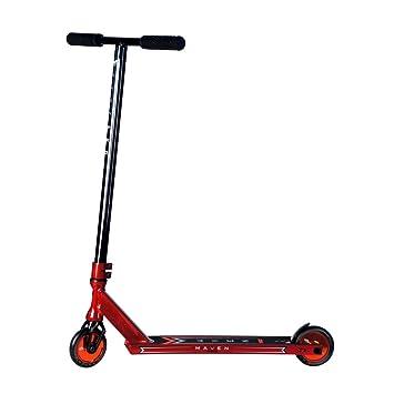 AO Scooters Maven - Patinete completo Stunt Pro, color rojo ...