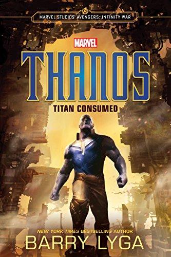 MARVEL's Avengers: Infinity War: Thanos: Titan Consumed (Marvel Studio' Avengers: Infinity War) (Series 14 Basic Figure)