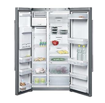 6b60aaf51e9c8 Siemens KA62DV70 frigo américain Autonome Acier inoxydable - Frigos  américains (Autonome, Acier inoxydable,