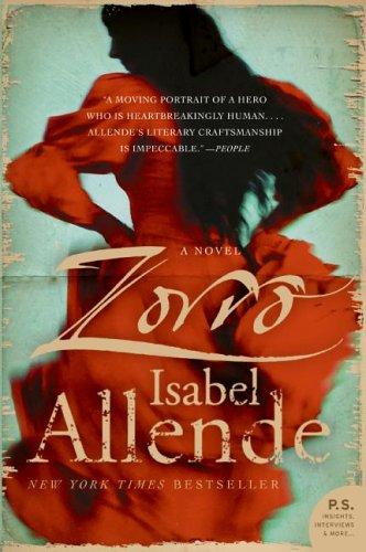 Book cover for Zorro