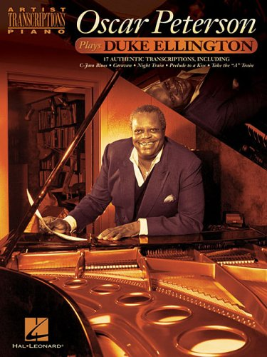 Oscar Peterson Plays Duke Ellington: Piano Artist Transcriptions