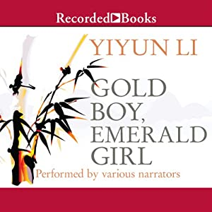Gold Boy, Emerald Girl Audiobook