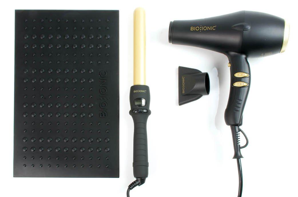 BIO IONIC Gold Pro Style Wave Kit