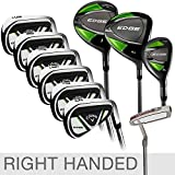 Callaway Edge 10-piece Golf Club Set, Right Handed