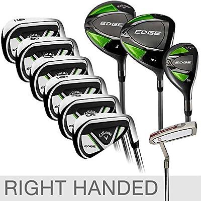 Callaway Edge 10-piece Golf Club Set