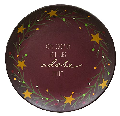 Snowman Decorative Plates - CWI Gifts 11