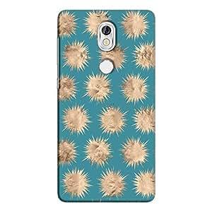 Cover It Up - Sand Star Dark Cyan Nokia 7 Hard Case