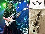 Keychain Guitar Ibanez Jem 7v Steve Vai Signature