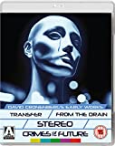David Cronenberg's  Early Works (Stereo / Crimes of the Future / Transfer / From the Drain) [Blu-Ray Region B Import - UK]