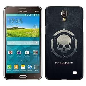 EJOY---Cubierta de la caja de protección para la piel dura ** Samsung Galaxy Mega 2 ** --Muerto De Sonido DDS