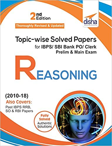 Topic-wise Solved Papers for IBPS/SBI Bank PO/Clerk Prelim & Main Exam