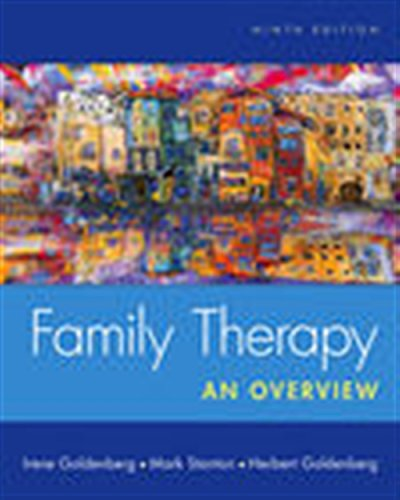 Family Therapy An Overview MindTap Course List