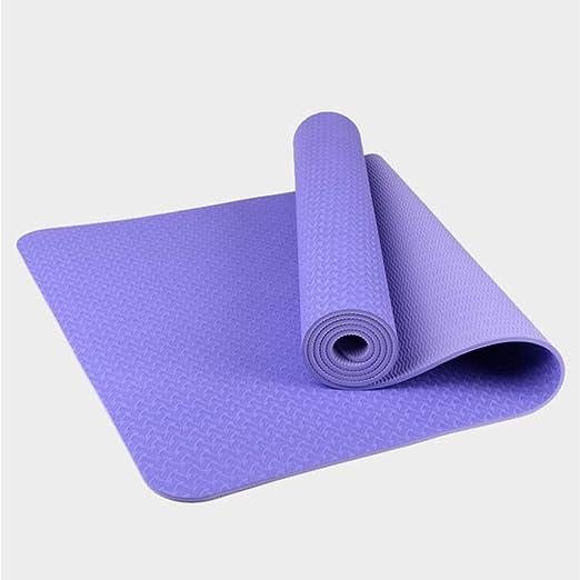 ZHENYANG TPE Dos Colores, colchoneta de Yoga, niños ...
