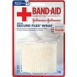 Johnson and Johnson Band-Aid Medium 2 in. Secure-Flex Wrap 2.5 yd. Roll -- 24 per case.