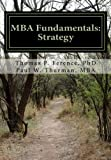 MBA Fundamentals:  Strategy
