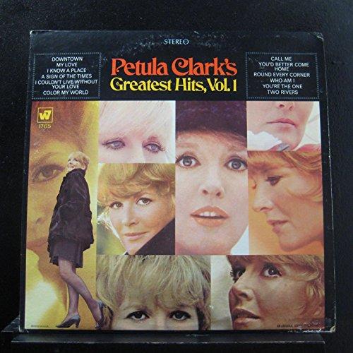 Petula Clark's Greatest Hits, Vol. 1 (Best Of Petula Clark)