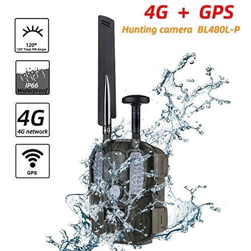 Cámara De Caza 4G / 3G LTE Cellular 12MP / 1080P Cámara De ...