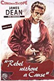 Old Tin Sign James Dean Rebel Without A Cause Classic Vintage Movie Poster MADE IN THE USA