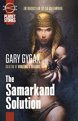 The Samarkand Solution (Planet Stories Library)