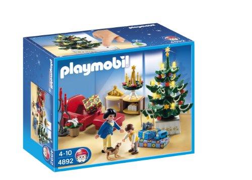 Playmobil navidad habitaci n navide a 4892 for Casa moderna 4279