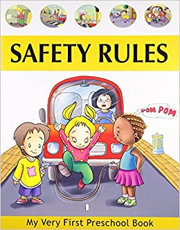 Buy Health Safety Rules My Very First Preschool Book Book Online
