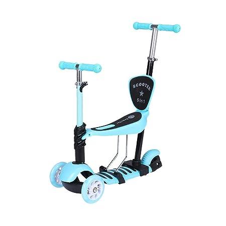 Pedaleador de 3 ruedas para niños, cochecito de bebé ...