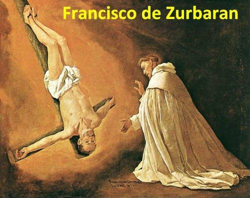 93 Color Paintings of Francisco de Zurbaran (Zurbarán) - Spanish Religious Painter (November 7, 1598 - August 27, 1664) por Jacek Michalak,de Zurbaran, Francisco