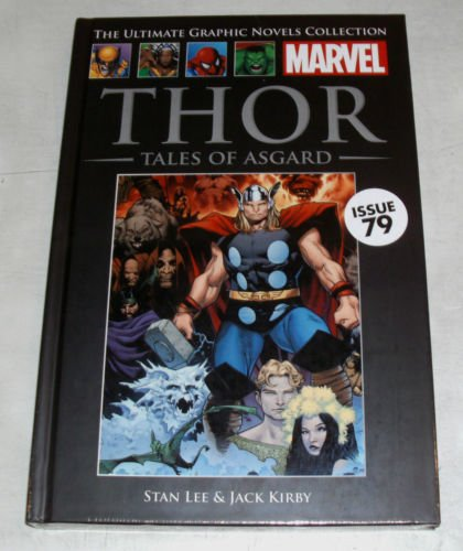 Thor: Tales of Asgard (Marvel Graphic Novel Collection issue 79)