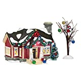 Department 56 Snow Village The Ornament House