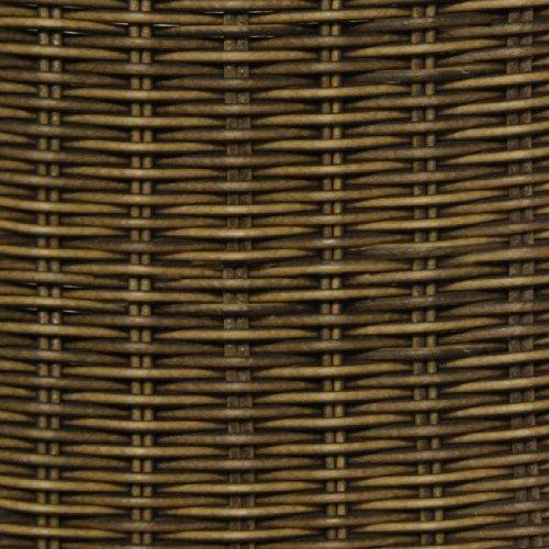 Forever Patio 3 piezas Rockport (ratán sofá conjunto con verde Sunbrella cojines (SKU fp-roc-3ss-cn-cp): Amazon.es: Jardín