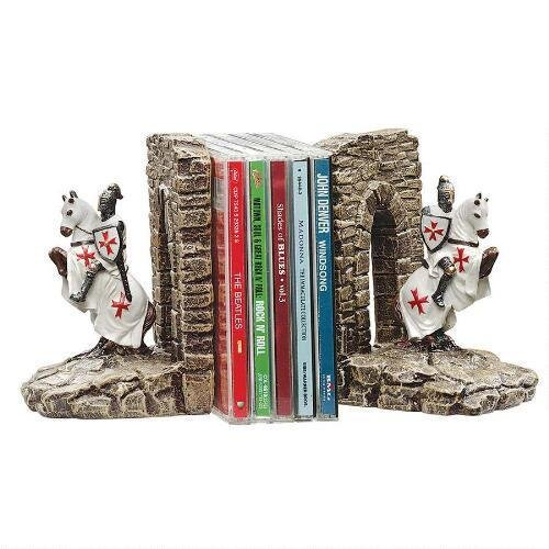 Kings Knights Bookends Design Medieval Medieval Knight Knight Statue