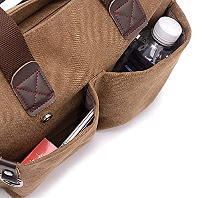 ToLFE Top Handle Satchel Handbags Shoulder Bag Messenger Tote Bag Purse for Women