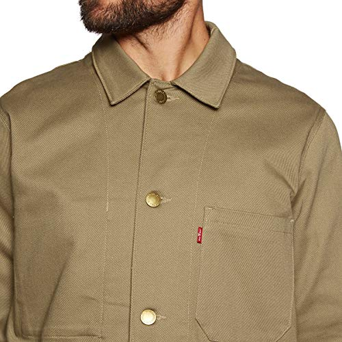 Rinse Coat Gold Engineers 2 Homme Levi's 0 Blouson Harvest v74wq081n