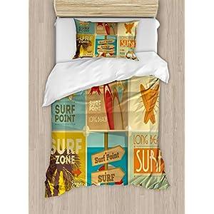 510HfiQOT%2BL._SS300_ Surf Bedding Sets & Surf Comforter Sets
