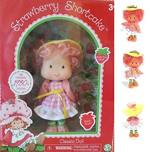 Strawberry Shortcake Classic Doll 6 inch Bridge direct Peach Blush