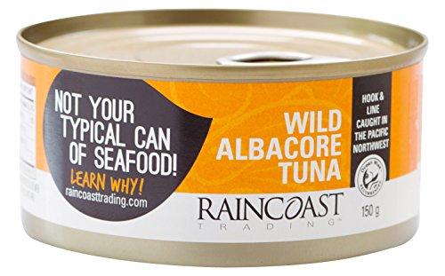 Raincoast Trading Solid White Albacore Tuna (Pack of 12)