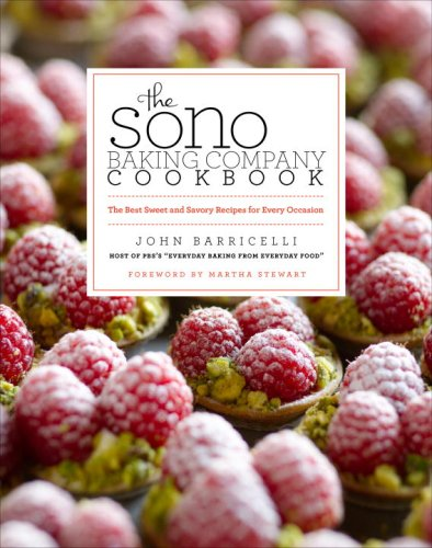 The SoNo Baking Company Cookbook: The Best Sweet and Savory Recipes for Every Occasion (Best Donut Recipe In The World)