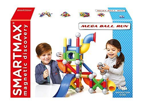 SmartMax Mega Ball Run Magnetic Discovery by Gingko