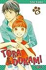 Tora & Ookami, tome 6 par Yoko Kamio