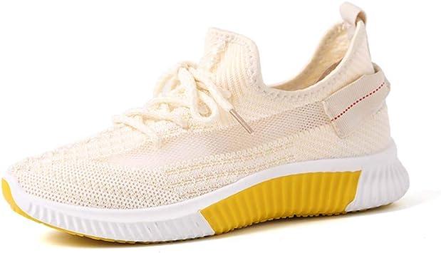 SHOES HY Baskets Tout Aller pour Dames, Nouvelles Chaussures