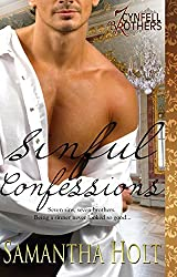 Sinful Confessions (Cynfell Brothers Book 1) (English Edition)