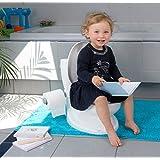 ToyLet Kids Toilet Training Potty, White