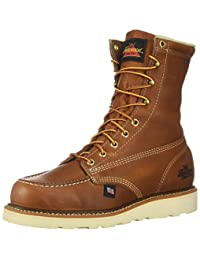 "Thorogood Men's American Heritage 8"" Moc Toe Boot"